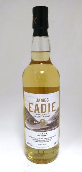James Eadie Caol Ila 9 Year Old Single Malt