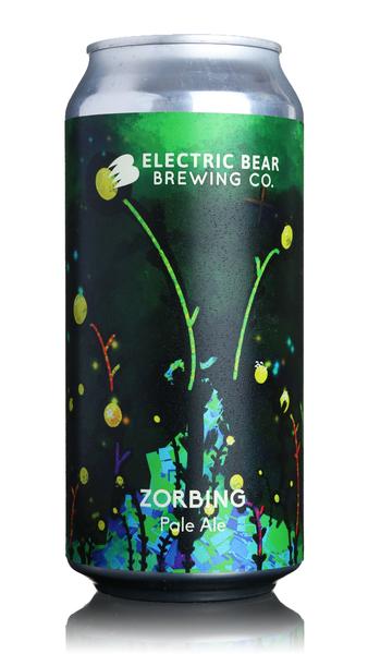 Electric Bear Zorbing Gluten Free Pale Ale