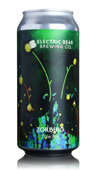 Electric Bear Zorbing Gluten Free Pale Ale