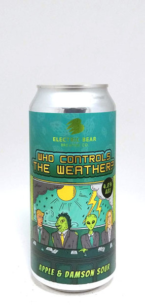 Electric Bear Who Controls the Weather Fruit Sour