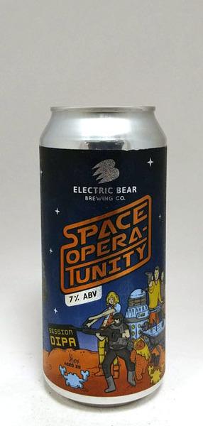 Electric Bear Space Opera-tunity DIPA