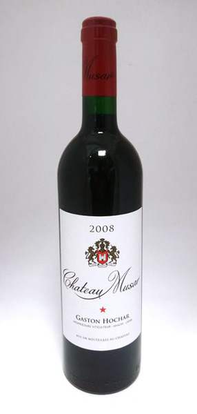 Chateau Musar Red 2008