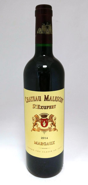 Chateau Malescot St. Exupery, Margaux 2014