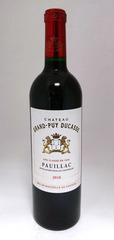 Chateau Grand Puy Ducasse, Pauillac 2010