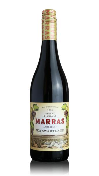 Marras Swartland Shiraz Cinsault 2018