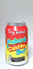 Tiny Rebel Rhubarb & Custard Sour