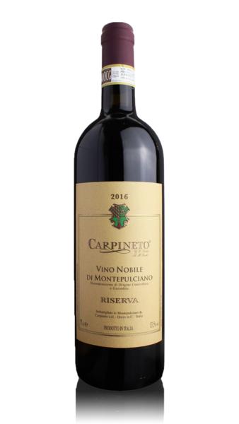 Carpineto Vino Nobile di Montepulciano Riserva 2016
