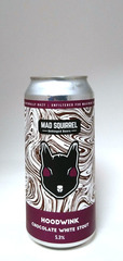 Mad Squirrel Hoodwink White Chocolate Stout