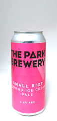 Park Brewery Small Riot Almond Ice Cream Pale Ale