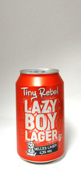Tiny Rebel Lazy Boy Lager