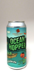 Electric Bear Ocean Hopper Session IPA