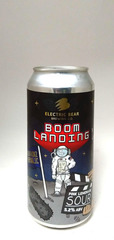 Electric Bear Boom Landing Pink Lemonade Sour