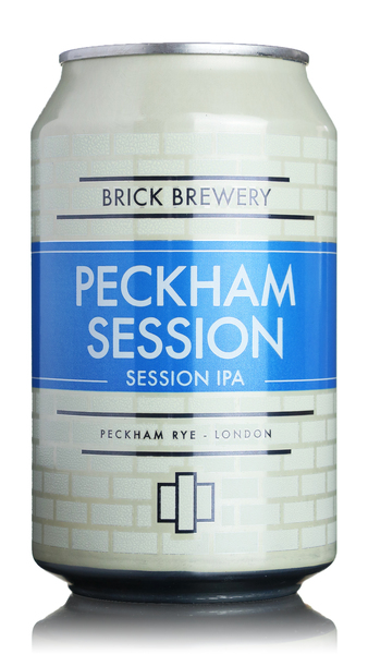 Brick Brewery Peckham Session IPA