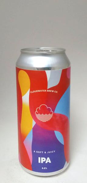 Cloudwater IPA AW18 Brewed All Season