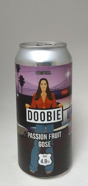 Gipsy Hill Doobie Passion Fruit Gose