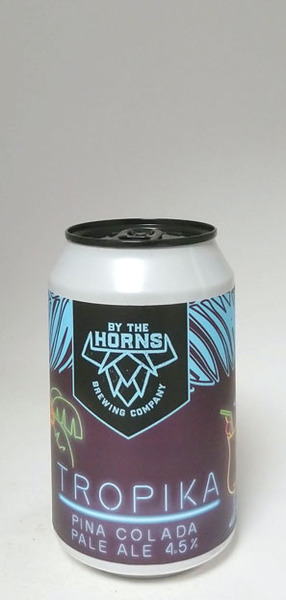 By The Horns Tropika Pina Colada Pale