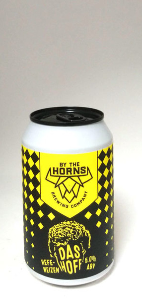 By The Horns Das Hoff Hefeweizen