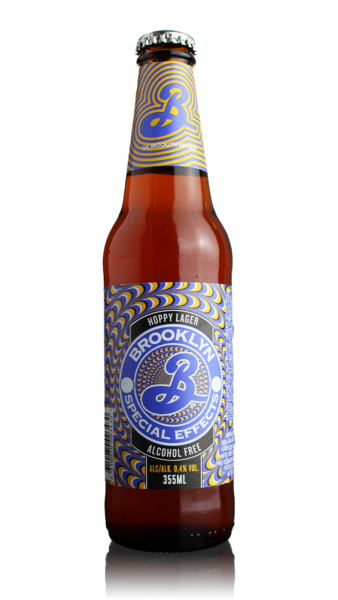 Brooklyn Special Effects Alcohol Free Amber Lager