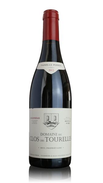 Gigondas, Domaine du Clos des Tourelles, Famille Perrin 2012