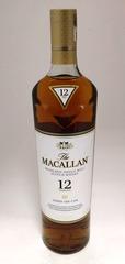 Macallan Sherry Oak Cask 12 Year Old Speyside Single Malt