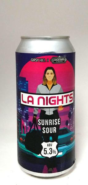 Gipsy Hill LA Nights Sunrise Sour