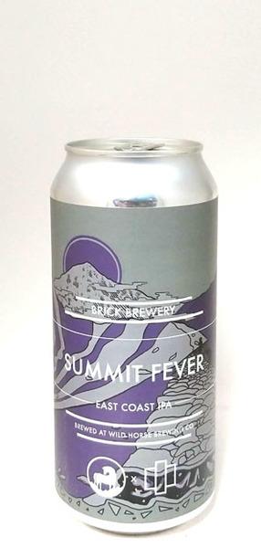 Brick Brewery Summit Fever East Coast IPA