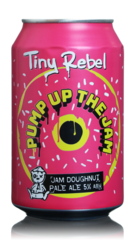 Tiny Rebel Pump Up The Jam