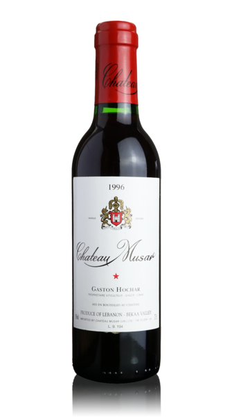 Chateau Musar Red - Half Bottle 1996