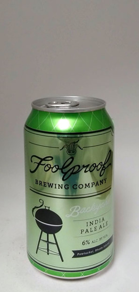 Foolproof Backyahd India Pale Ale