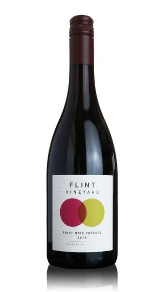Flint Vineyard Pinot Noir Precoce 2018