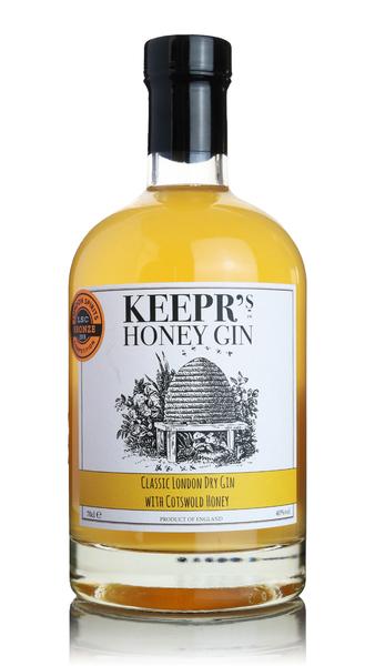 Keepr's Honey Gin