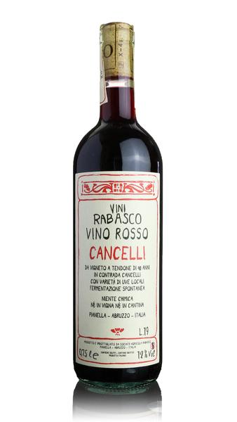 Rabasco Cancelli Rosso 2019