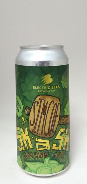Electric Bear Simcoe Smash IPA