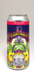 Mondo Brewing Ask for James Kveik Session Fruit Ale