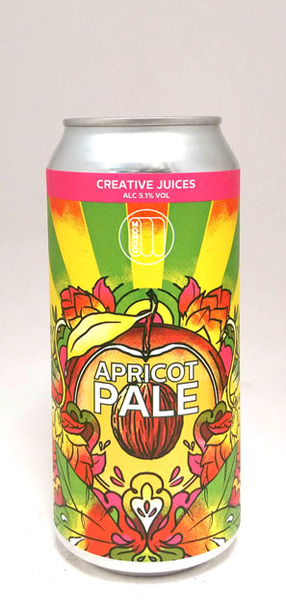 Mondo Brewing Creative Juices Apricot Pale