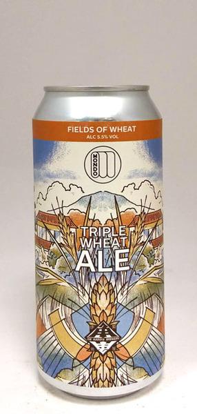 Mondo Brewing Fields of Wheat Triple Wheat Ale
