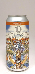Mondo Brewing Fields of Wheat Triple Wheat Ale