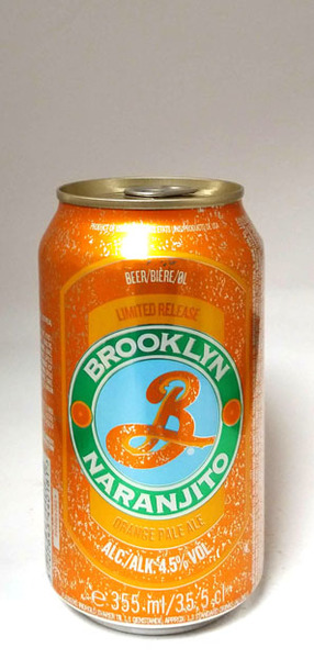 Brooklyn Naranjito Orange Peel Pale Ale