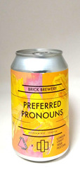Brick Brewery Preferred Pronouns