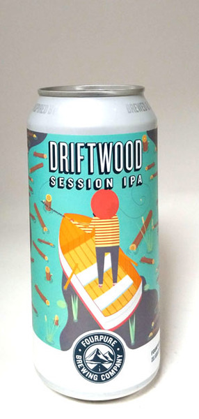 Fourpure/Magic Rock Driftwood Session IPA