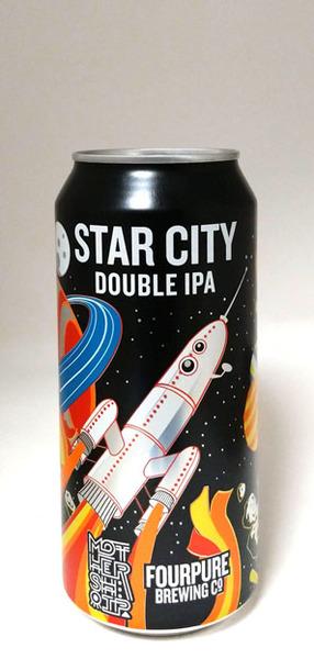 Fourpure/Mothership Star City Double IPA