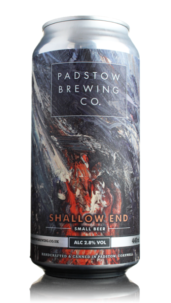 Padstow Brewing Shallow End Small Beer
