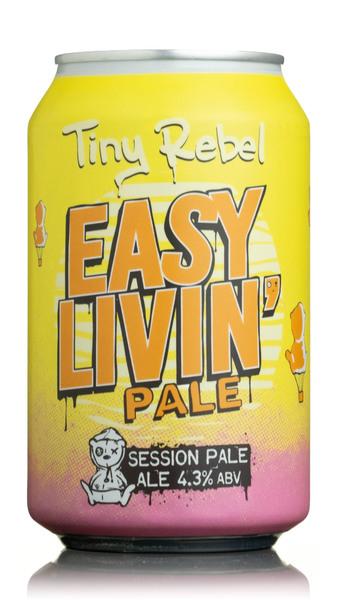 Tiny Rebel Easy Livin Session Pale