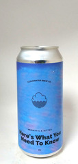 Cloudwater Here's What You Need to Know