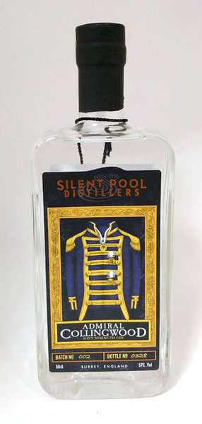 Silent Pool Admiral Collingwood Gin