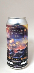 Padstow Brewing Freddy Has Landed West Coast IPA