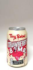Tiny Rebel Strawberry Bomb Sour