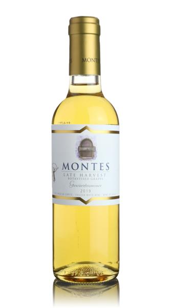 Montes Late Harvest Gewurztraminer 2019