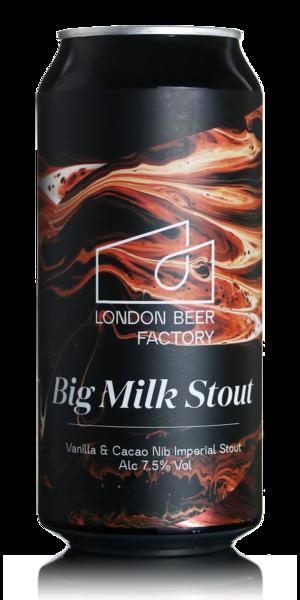 London Beer Factory Cacao & Vanilla Big Milk Stout