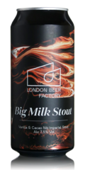 London Beer Factory Cacao & Vanilla Big Milk Stout
